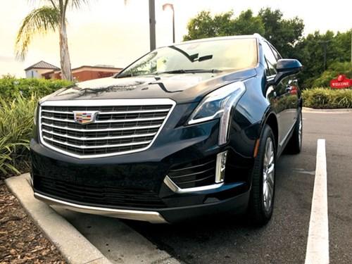 Mẫu mới Cadillac XT5 của GM - Nguồn: Business Insider