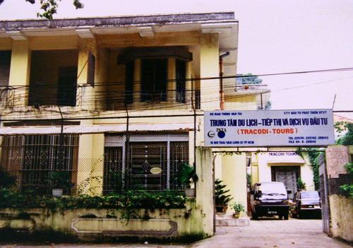 Trung tâm Tracodi Tourmis - Tiền thân của Công ty Du lịch Vietravel