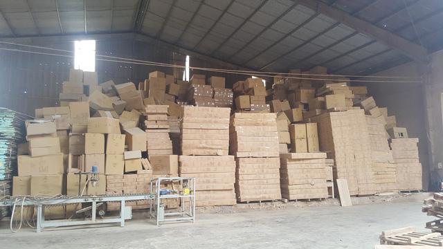 Lô hàng gỗ của nhà cung cấp chưa được Công ty GlobalHome thừa nhận
