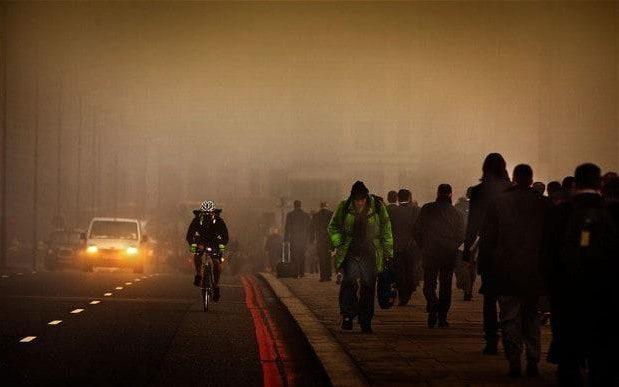 Ô nhiễm không khí là một trong những thủ phạm chính