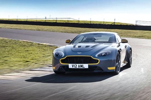 Dòng xe sang Aston Martin Vantage sai số tiêu hao nhiên liệu so với thực tế chỉ là 5% - Nguồn: Paultan.org