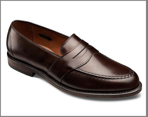 Allen Edmonds Randolph Penny Loafers ($395)