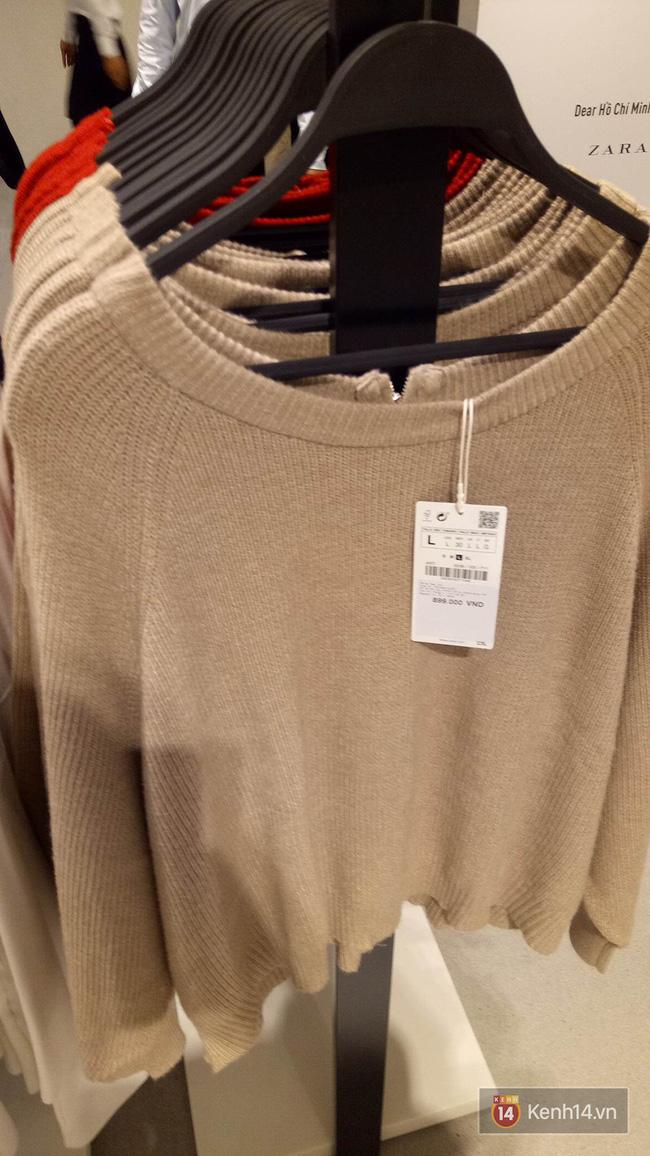 Đồ Zara Việt Nam giá không trên trời như lo ngại, có món rẻ hơn web Pháp, Thái Lan - Ảnh 11.