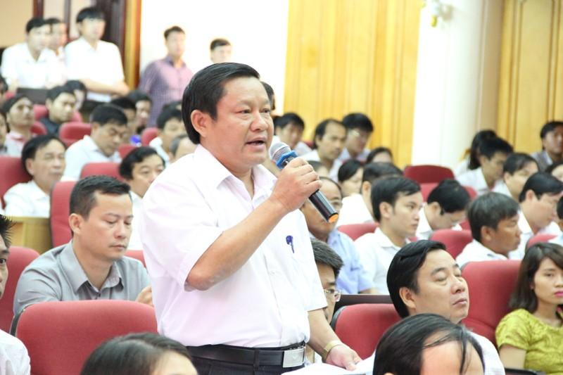 Ông Nguyễn Văn Thiệu, Hiệp hội du lịch Hà Tĩnh