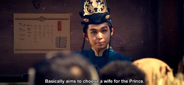 Jun mặc dù rất duyên dáng với vai diễn của mình nhưng xuất hiện quá ít