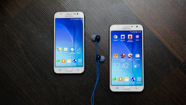 Loạt smartphone tầm trung của Samsung có trang bị kết nối 4G