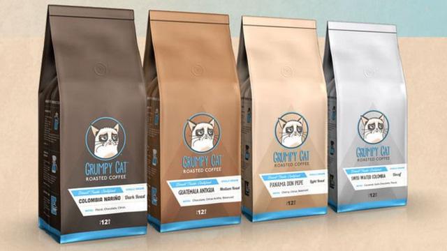 Sản phẩm không được phép sử dụng hình ảnh Grumpy Cat của Grenade Beverage.