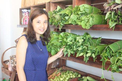 Thùy Linh quyết định nghỉ việc để trồng rau khiến nhiều người bất ngờ.