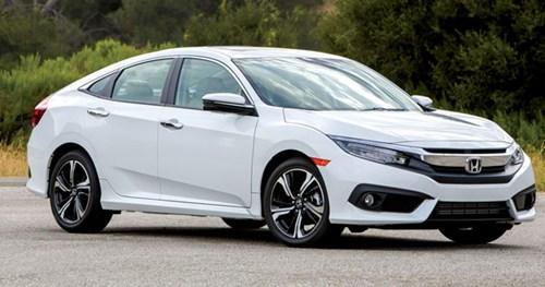 Honda Civic tiêu hao nhiên liệu 4,6 lít/100km Nguồn: Honda