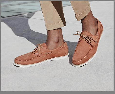 Jack Erwin Cooper Boat Shoes ($125)