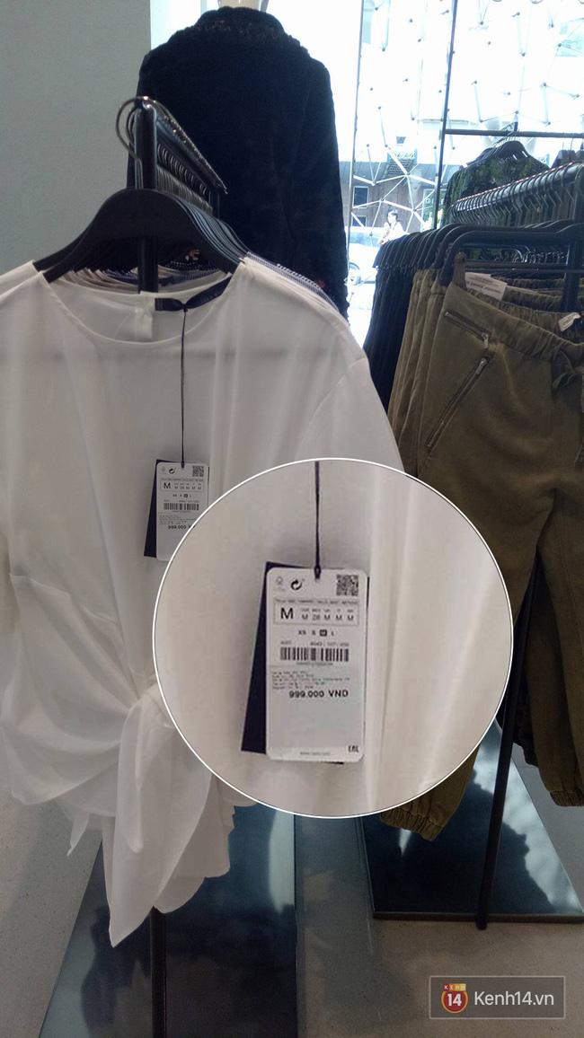 Đồ Zara Việt Nam giá không trên trời như lo ngại, có món rẻ hơn web Pháp, Thái Lan - Ảnh 4.