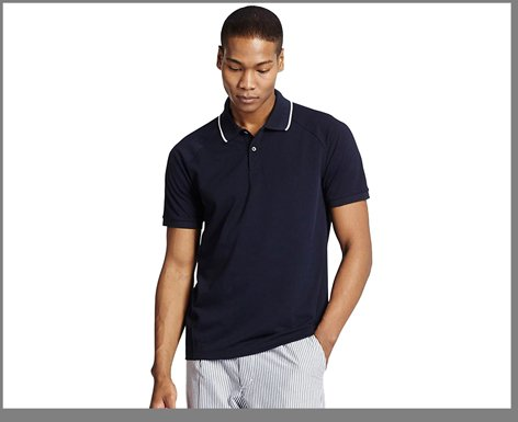 Uniqlo Dry-Ex Polo Shirt ($29.90)