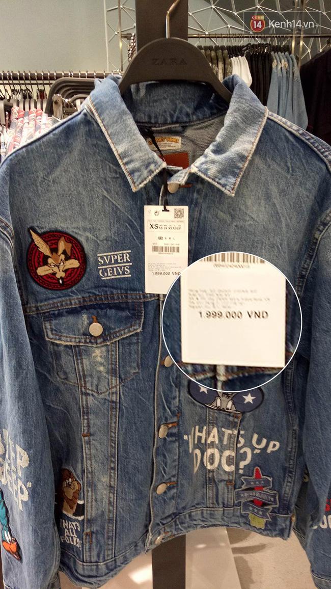 Đồ Zara Việt Nam giá không trên trời như lo ngại, có món rẻ hơn web Pháp, Thái Lan - Ảnh 9.