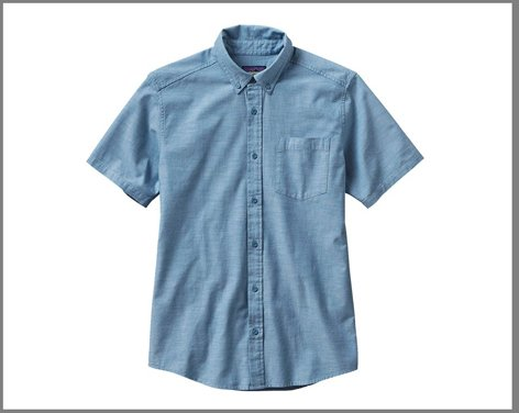 Patagonia Bluffside Shirt ($48)
