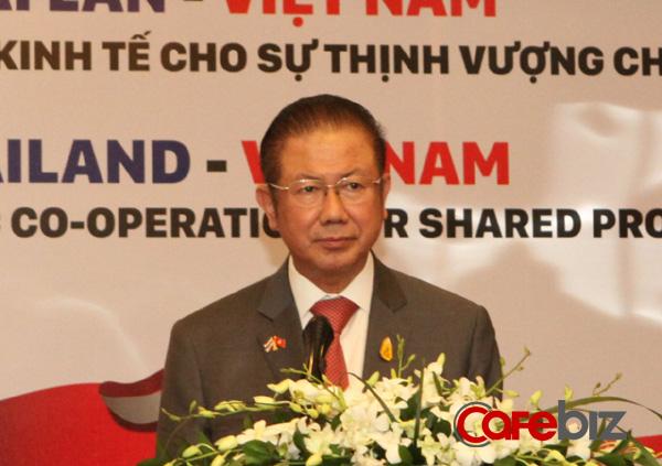 Ông Sanan Angubolkul - Chủ tịch Hội đồng doanh nghiệp Thái Lan – Việt Nam.