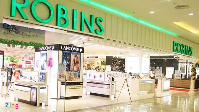 Một siêu thị Robins tại Hà Nội – Nguồn: Robins Việt Nam.