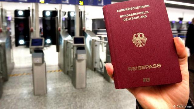 Quốc tịch Đức có giá nhất thế giới nhờ nền kinh tế mạnh