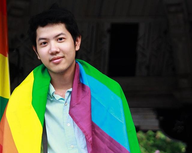 Lương Thế Huy - Giám đốc chương trình quyền LGBT của Viện nghiên cứu Isee Việt Nam.