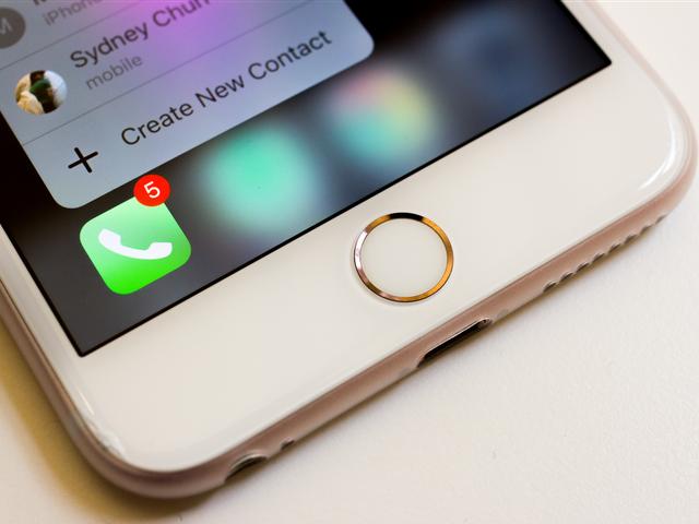 iPhone 7 bỏ cổng cắm tai nghe cũng chẳng sao, mất đi nút Home vật lý mới là vấn đề lớn