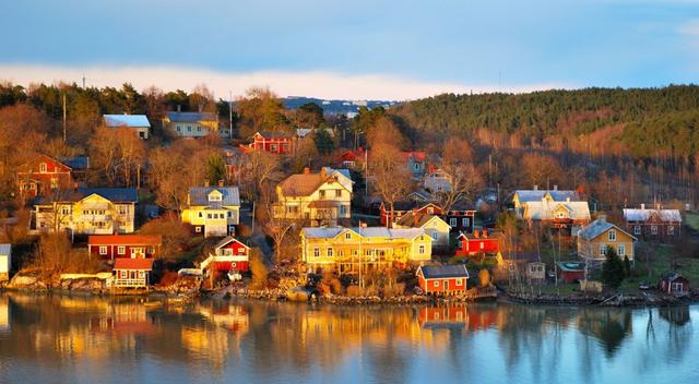 Thành phố Helsinki - Phần Lan
