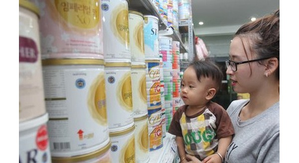 Is Vietnam's dairy market no longer attractive to foreigners?