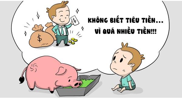 """Hí họa: Thử thách """"tiêu tiền"""" - bài toán khó cho startup Việt"""