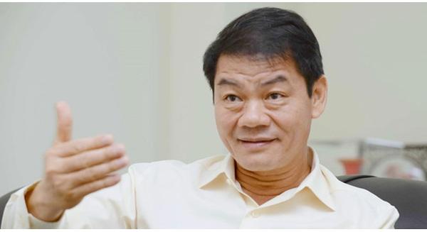 Chủ tịch HĐQT Thaco Trần Bá Dương. Ảnh: Thanh Niên