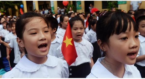 Từ năm tới, sẽ th&rgb(2, 3, 7); điểm cho trẻ lớp 3 học th&rgb(2, 3, 4);m tiếng Nga, tiếng Trung