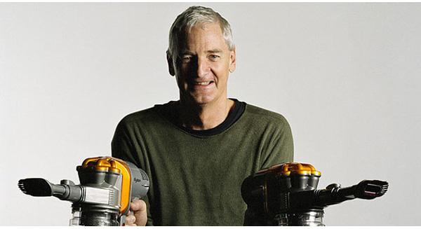 James Dyson - Thomas Edison thời hiện đại: Tận hưởng hơn 5.000 lần thất bại để đón nhận thành công