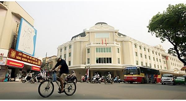 Chuyên gia Nhật: Người Việt các bạn xây Tràng Tiền Plaza để làm gì?