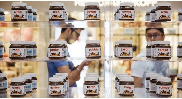 Nhờ một sáng kiến nhỏ, Nutella và Nike đã khiến người Hồng Kông phải xếp hàng dài mua hàng