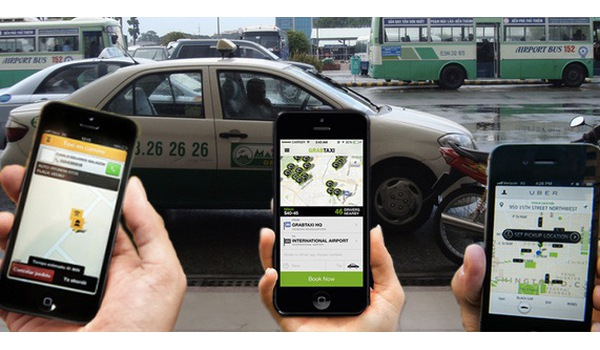 """""""Đại chiến"""" taxi: Hai bộ Tài chính - Công Thương lên tiếng"""