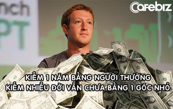 Tuổi 36 của Mark Zuckerberg: Thành 'người không thể động vào' và đang giàu hơn bao giờ hết, kiếm 40 tỷ USD chỉ trong năm 2020