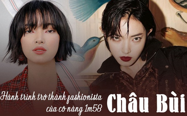 """Châu Bùi và hành trình trở thành """"Forbes 30 Under 30 châu Á"""": Cao 1m58 vẫn mơ ước làm fashionista, 23 tuổi đã có trong tay nhà 4 tỷ VNĐ"""