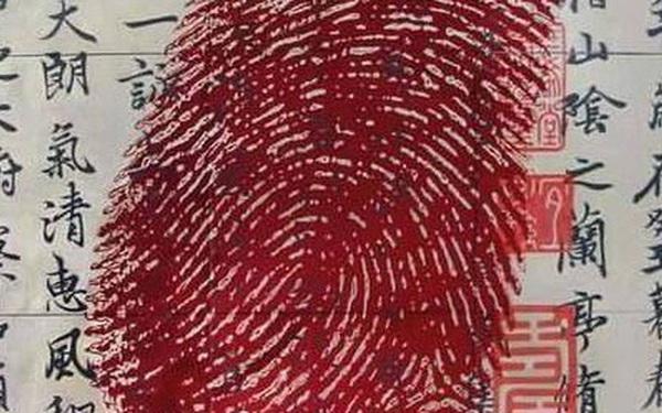 Thời chưa có công nghệ nhận dạng, làm sao người xưa có thể dùng dấu điểm chỉ để phá án?