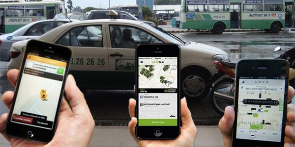 Taxi 'đại chiến': Uber vs GrabTaxi vs Vinasun vs Mai Linh vs EasyTaxi (P1)