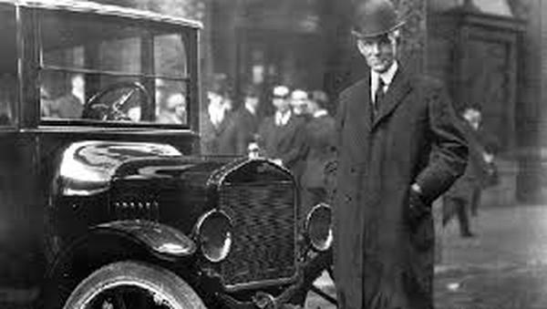 5 triết lý kinh doanh của Henry Ford