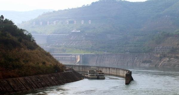 Dòng Mekong đang hấp hối: Đến đập Cảnh Hồng thấy viễn cảnh đáng lo