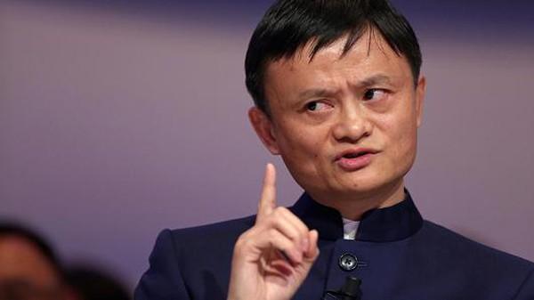 Jack Ma: 'Tài năng của người đàn ông thường tỷ lệ nghịch với ngoại hình'