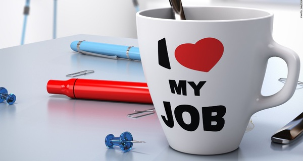 Công việc là thứ ai cũng có nhưng nghề nghiệp lại là điều chẳng mấy ai dám tìm