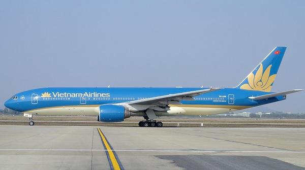 Vietnam Airlines rao bán 4 máy bay Boeing 777