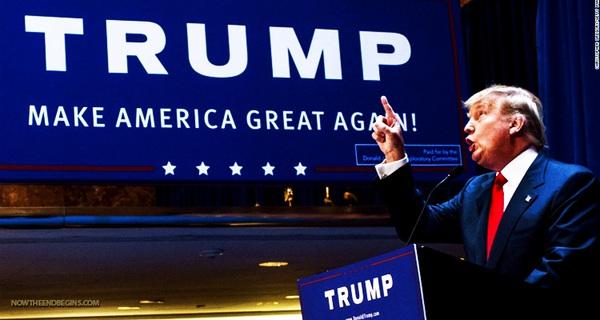 Sức mạnh của slogan nhìn từ câu khẩu hiệu tranh cử của Donald Trump