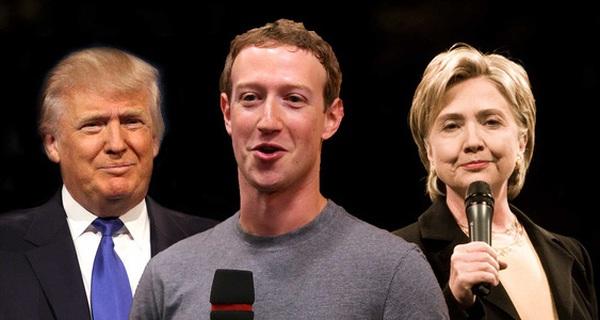Mark Zuckerberg trần tình về cáo buộc Facebook giúp Trump thắng cử nhờ thông tin sai lệch