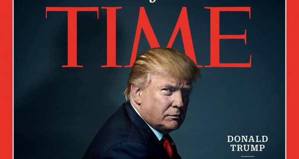 Donald Trump và truyền thống nhân vật của năm qua các đời tổng thống Mỹ