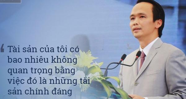Ông Trịnh Văn Quyết chính thức vượt mặt tỷ phú Phạm Nhật Vượng trở thành người giàu nhất sàn chứng khoán Việt Nam