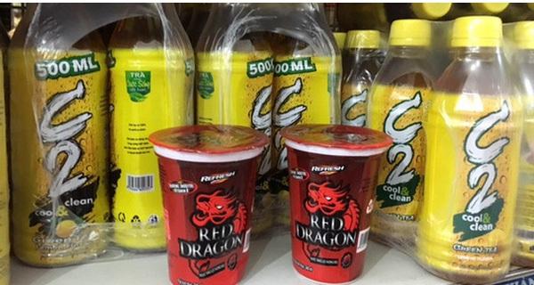 Lotte Mart Việt Nam tạm dừng lưu thông C2 và Rồng Đỏ