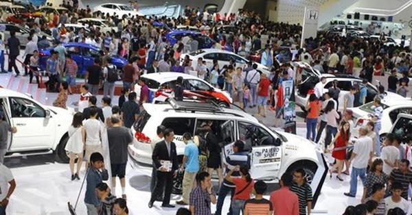 Không dễ cho ô tô nhập khẩu