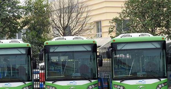 Tuyến đường nào cấm ô tô, xe máy khi xe buýt nhanh BRT hoạt động?