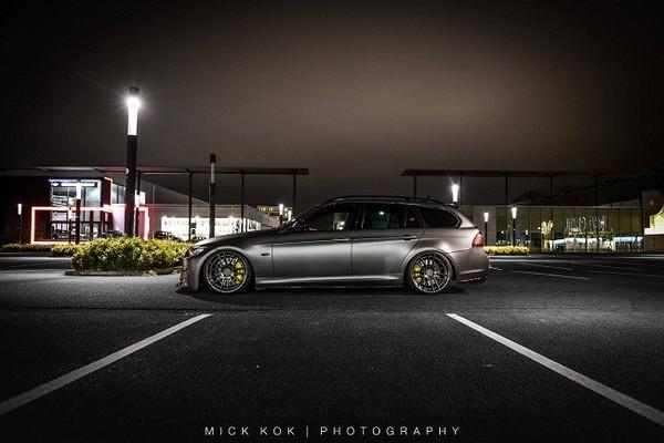 Chiêm ngưỡng chiếc BMW 335i mạnh nhất thế giới