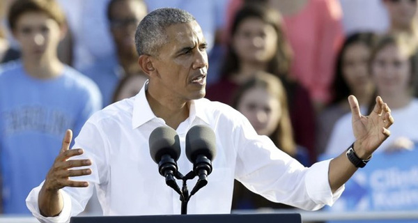 Tổng thống Obama: Số phận đất nước nằm trong tay các bạn